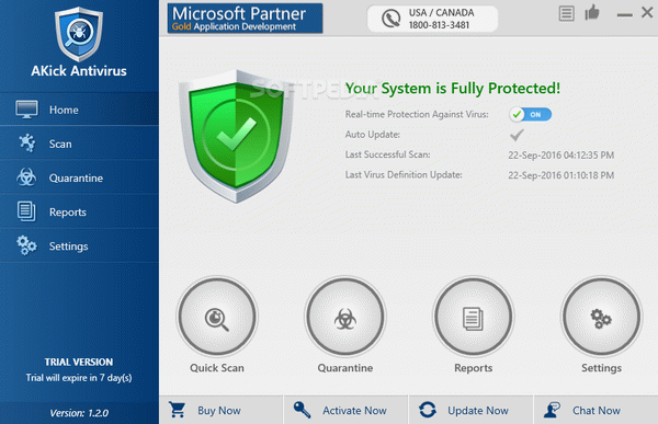 AKick Antivirus Crack With License Key Latest
