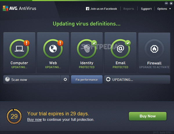 AVG Antivirus Crack + Keygen