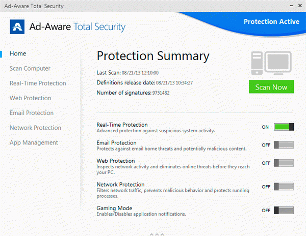 AdAware Total Security