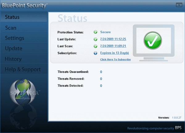 BluePoint Security 2010 Crack + Activator (Updated)