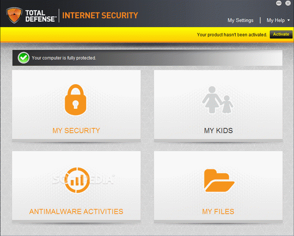 Total Defense Internet Security Suite