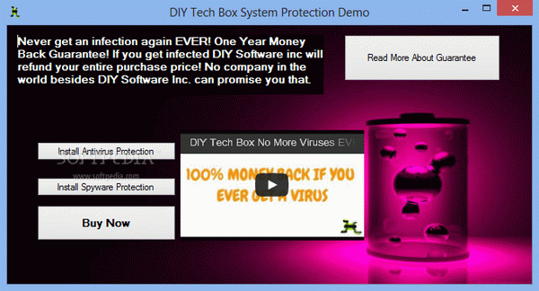 DIY Tech Box System Protection