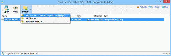 DMG Extractor Crack + License Key Updated