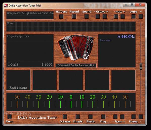 Dirk's Accordion Tuner Pro + Crack Keygen Serial Download