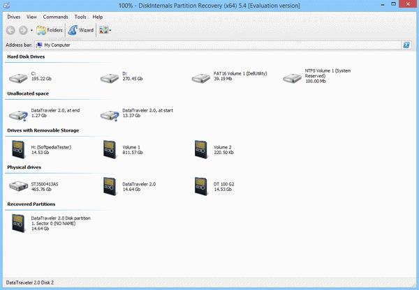 DiskInternals Partition Recovery + Crack Keygen Serial Download