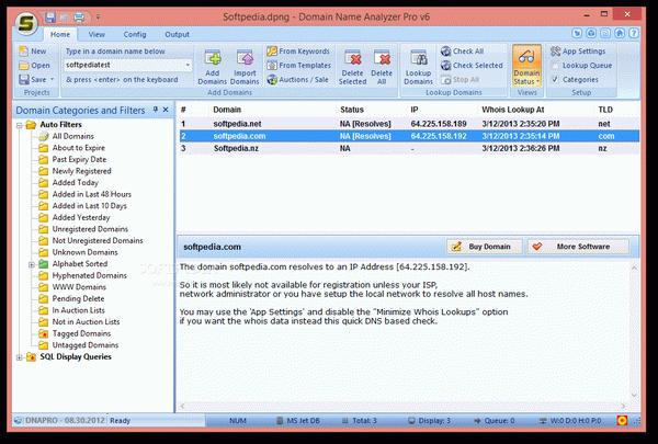 Domain Name Analyzer Pro + Crack Keygen Serial Download