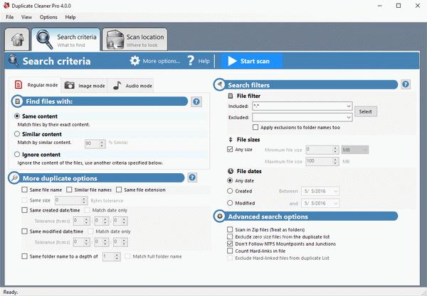 Duplicate Cleaner Pro + Crack Keygen Serial Download