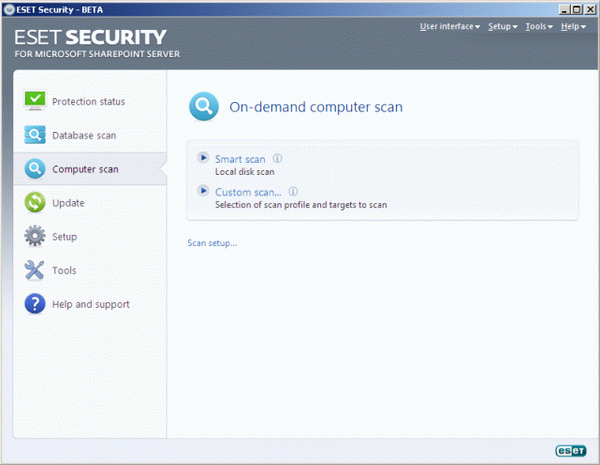 ESET Security for Microsoft SharePoint Server Crack With Activation Code Latest