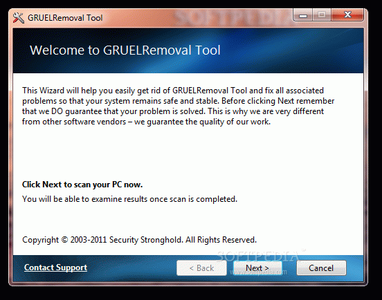 GRUEL Removal Tool Crack + License Key Download