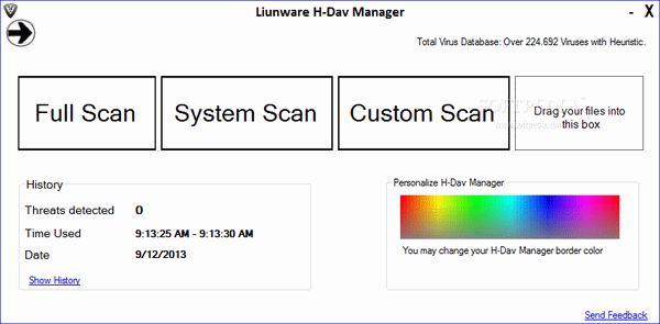Liunware H-Dav Computer Guard Crack With Activator Latest 2020