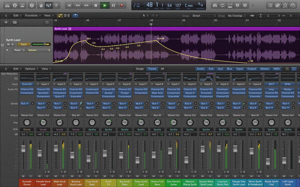 Logic Pro X Crack & Serial Number