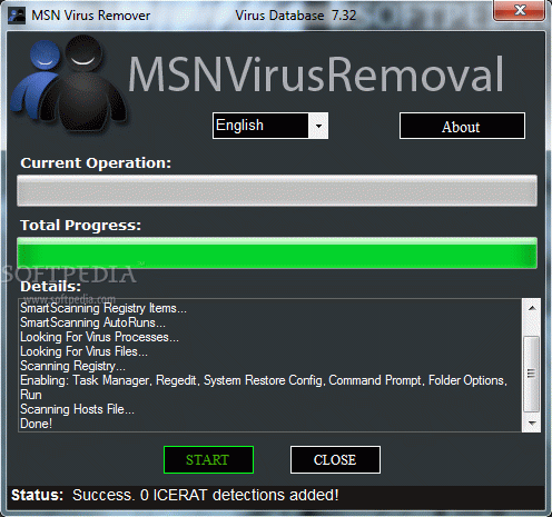 MSN Photo Virus Remover Serial Number Full Version