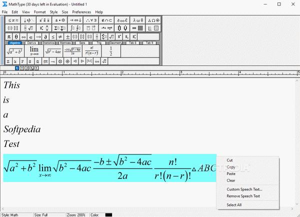 mathtype 6.9 full + keygen