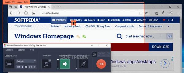 movavi screen capture crack key
