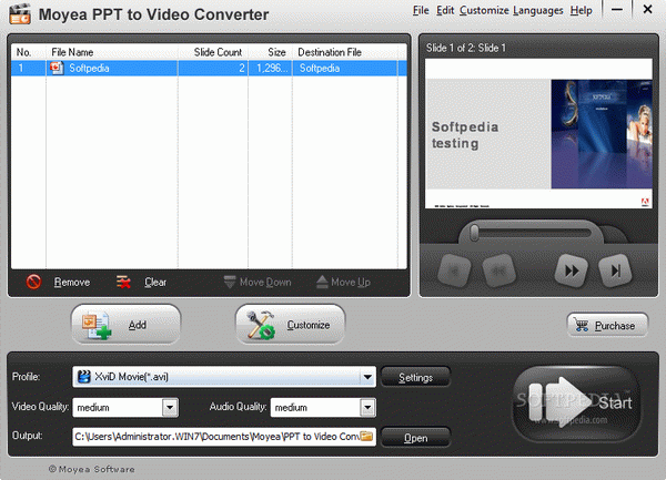 Moyea PPT to Video Converter Crack + License Key (Updated)