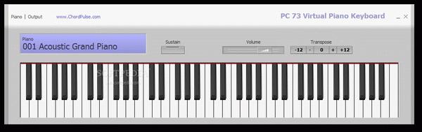 PC 73 Virtual Piano Keyboard + Crack Keygen Serial Download