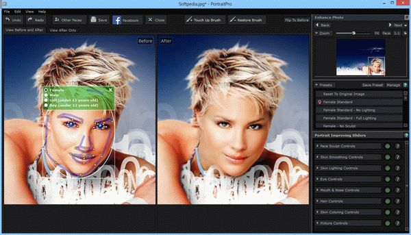 PortraitPro Studio Max Crack With Serial Number 2021