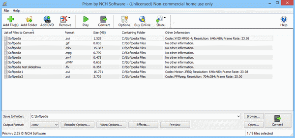 Prism Video File Converter Crack + License Key