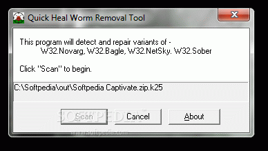 Quick Heal Worm Removal Tool Crack With License Key Latest