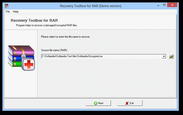 Recovery Toolbox for RAR + Crack Keygen Serial Download