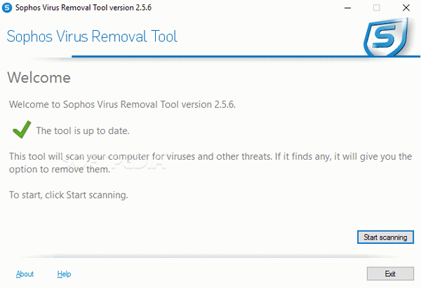 Sophos Virus Removal Tool Crack With Serial Number