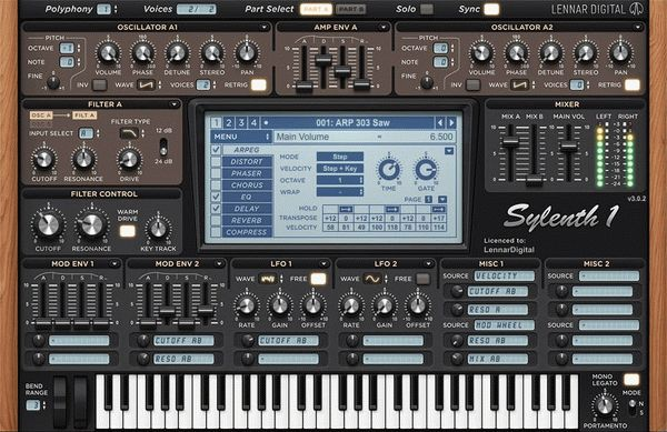 Sylenth1 Crack With License Key Latest