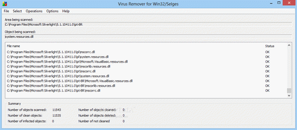 Virus Remover for Win32/Selges Crack + Serial Number