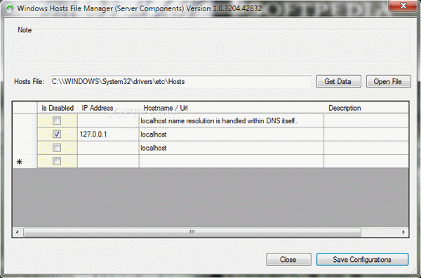 Windows Hosts File Manager + Crack Keygen Serial Download