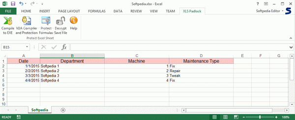 XLS Padlock + Crack Keygen Serial Download