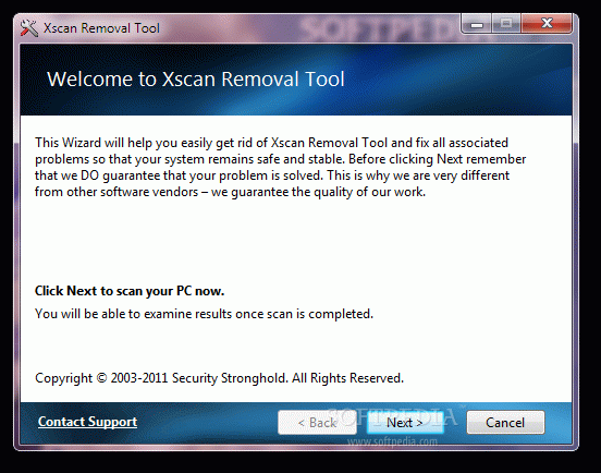 Xscan Removal Tool Crack + Serial Number (Updated)