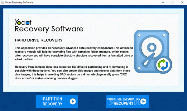 Yodot Hard Drive Recovery Software Crack With License Key 2021