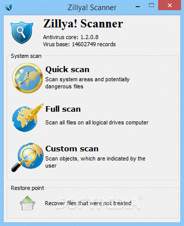 Zillya! Scanner Crack With Activator Latest 2020