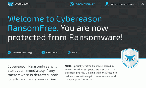 Cybereason RansomFree Crack With Serial Number Latest