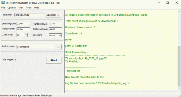Microsoft VirtualEarth Birdseye Downloader + Crack Keygen