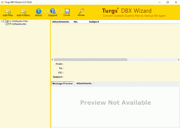 Turgs DBX Wizard Crack With Activator