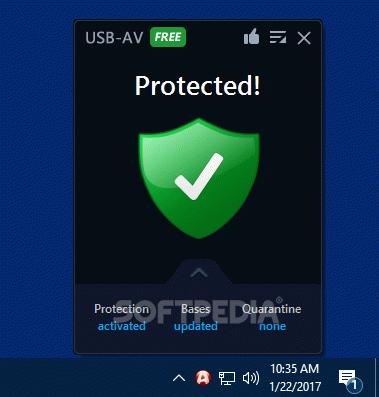 USB-AV Antivirus + Crack Keygen Serial Download